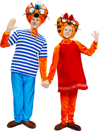 Коржик и Карамелька